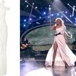 Carrie Underwood's White Gown on 'American Idol'