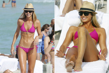 Stacy Keibler's 3 Tips to a Killer Bod