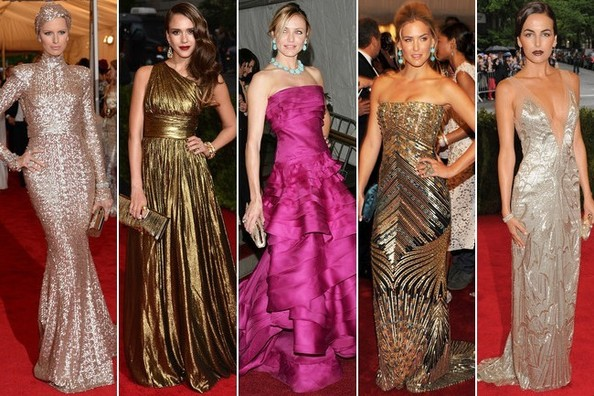 The Most Unforgettable Met Gala Gowns