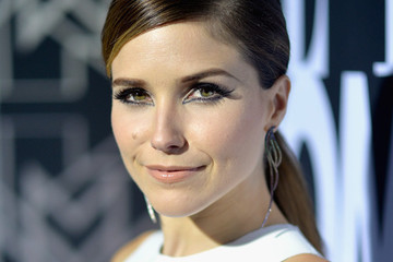Would You Try Sophia Bush's Extreme Graphic Eyeliner?