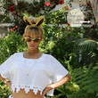 Beyonce Gets Her Bunny On