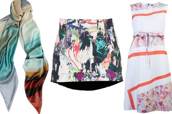 Mini Trend: Marble Prints for When You're Sick of Summer Florals