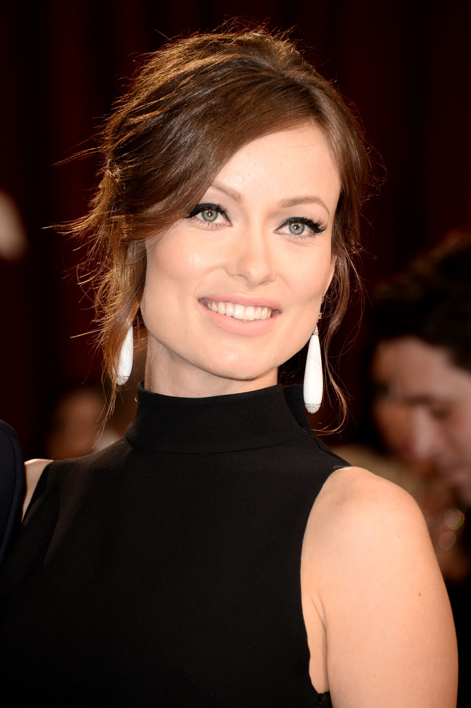 Olivia Wilde Best Hair And Makeup At The 2014 Oscars