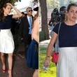 Inspo: Charlotte Casiraghi's Minimal Color-Blocking