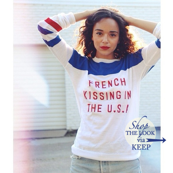 Ashley Madekwe Makes Casual Perfect