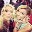 Hosts Zanna Rassi and Giuliana Rancic Snap a Red Carpet Selfie