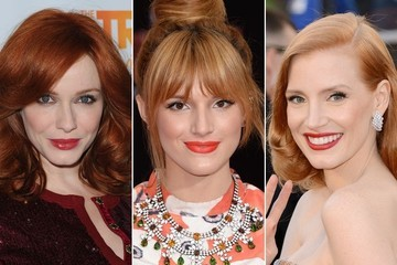 Trending: Redheads Rocking Vibrant Shades