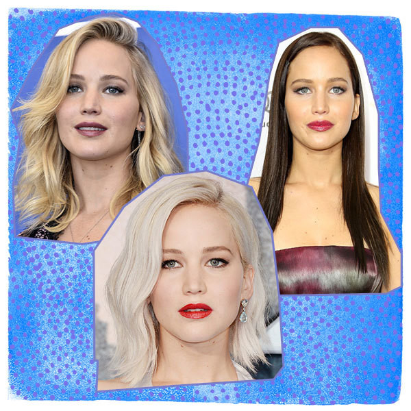 Jennifer Lawrence Hairstyles We Are Obsessed With