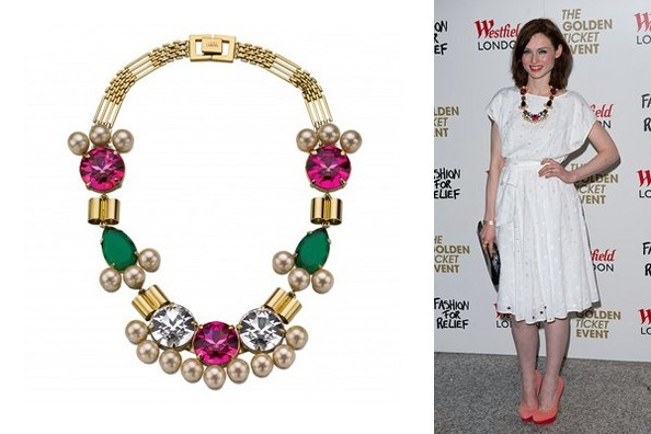Sweet Treat: Sophie Ellis-Bextor's Candy Luxe Necklace