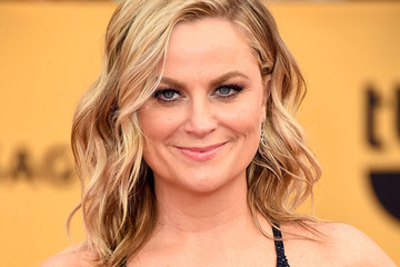 Amy Poehler Debuts a New Hue