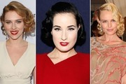 Hollywood Loves Retro Glamour