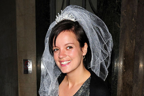 Lily Allen Will Wed in Custom Rupert Sanderson Shoes