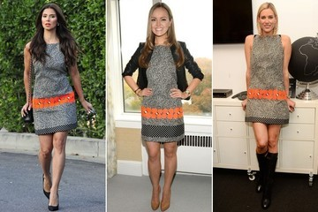 Who Wore It Better: Roselyn Sanchez, Nicole Lapin or Kristen Taekman?