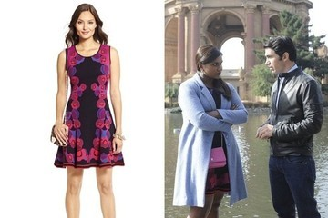 Shop the Fashions Seen Last Night on 'The Mindy Project' and 'New Girl'