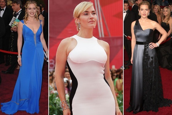 The Style Evolution of Kate Winslet