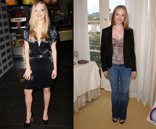 The Style Evolution of Amanda Seyfried