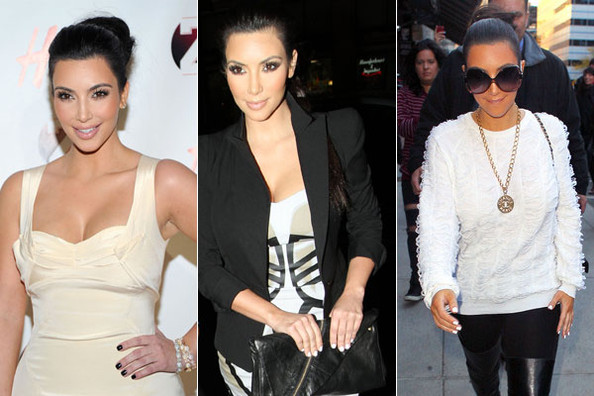 Kim Kardashian Is Obsessed with Manicures