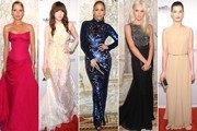 Best Dressed at the 2013 amfAR Inspiration Gala New York