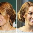 Lauren Conrad's Pretty Pinned-Up Style