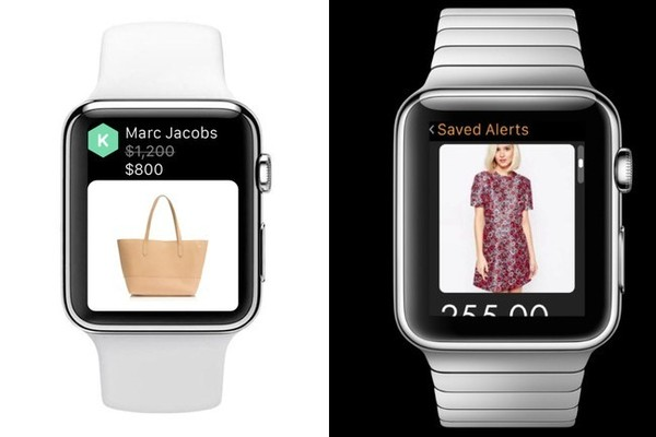 Fashion Apps for Your New Apple Watch