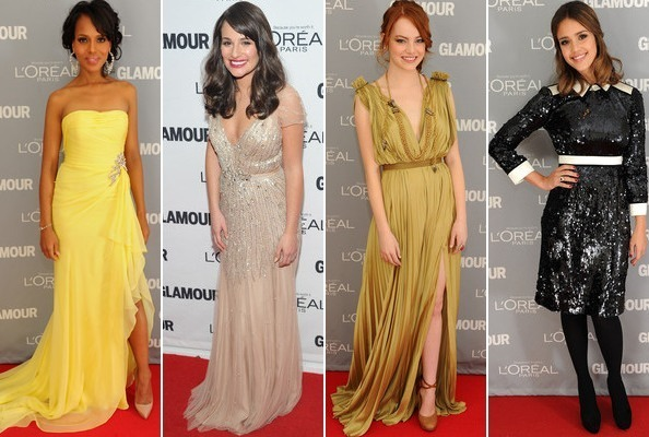 The Best Dressed at Glamour's 2011 Women Of The Year Awards