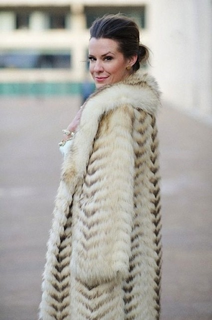 My Favorite...Fur Coat