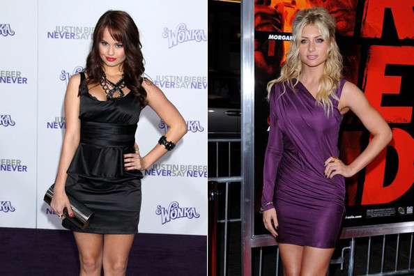 Alyson Michalka Is Debby Ryan's Style Icon
