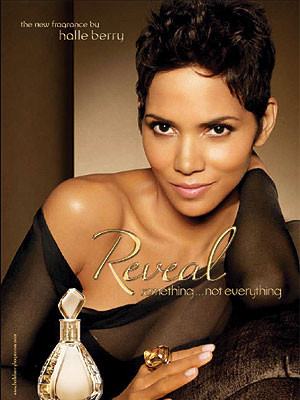 Celebrity Fragrance / Perfume : Halle Bery - REVEAL