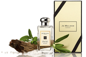 Current Obsession: Jo Malone Wood Sage & Sea Salt Cologne