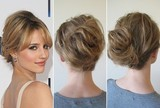 How To Create a Loose Bun Yourself