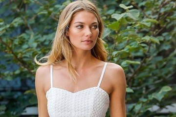 Jessica Hart's Gorgeous Summer Look