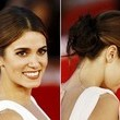 Nikki Reed's Playful Pinned-Up Ponytail