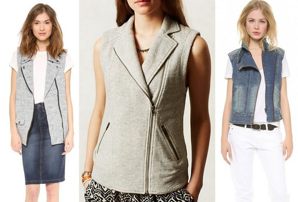 Fashion Trend Report: Moto Vests