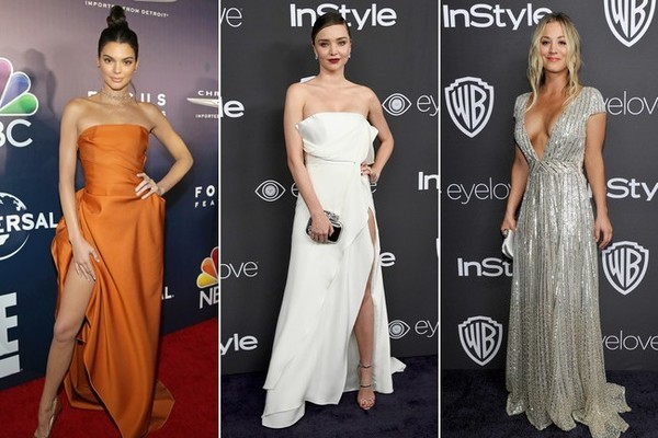 The Most Gorgeous After Party Looks from the 2017 Golden Globes