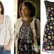 Eisa Davis's Floral Day Dress on 'Hart of Dixie'