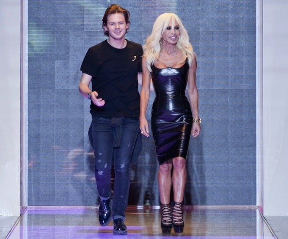 Versace's New Concept Store Opens in New York