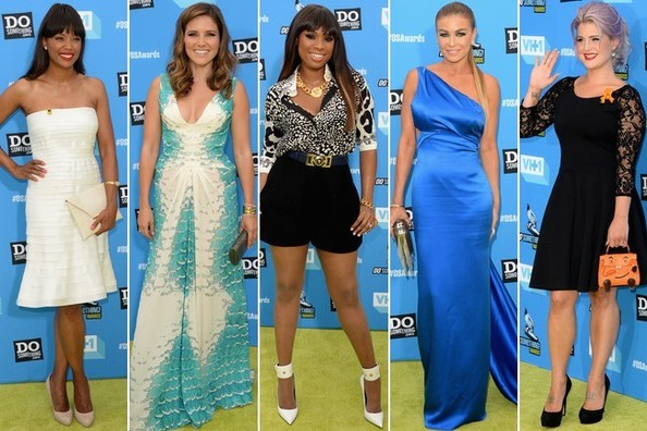 Best Dressed at the VH1 Do Something Awards 2013