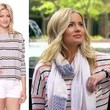 Emily Maynard's Striped Top on 'The Bachelorette'