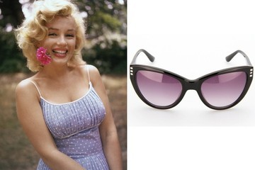 Marilyn Monroe Eyewear Launches
