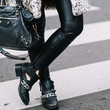 The Best Faux Leather Leggings, According To Reviewers