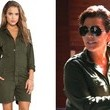 Kris Jenner's Cargo Romper on 'Keeping Up with the Kardashians'