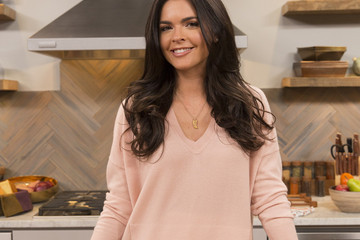 Katie Lee Dishes Holiday Hostess Secrets
