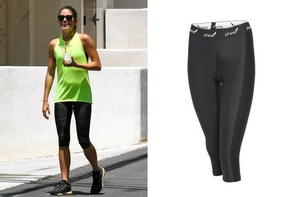 Found: Nikki Reed's Workout Pants