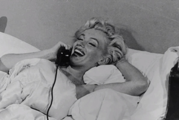 Chanel Publishes Unseen Marilyn Monroe Footage