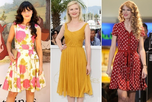 Retro Day Dresses
