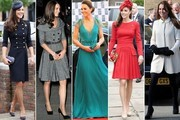 Kate Middleton's Best Looks Since the Royal Wedding