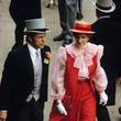 The First Royal Ascot: Diana