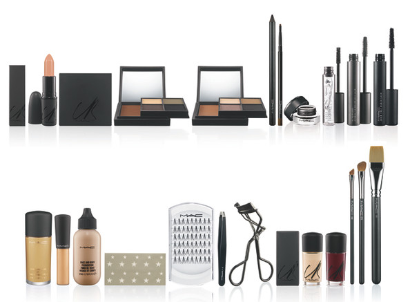 UNVEILED: Carine Roitfeld's Collection for MAC