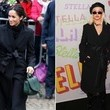 Meghan Markle and Christina Aguilera in Stella McCartney