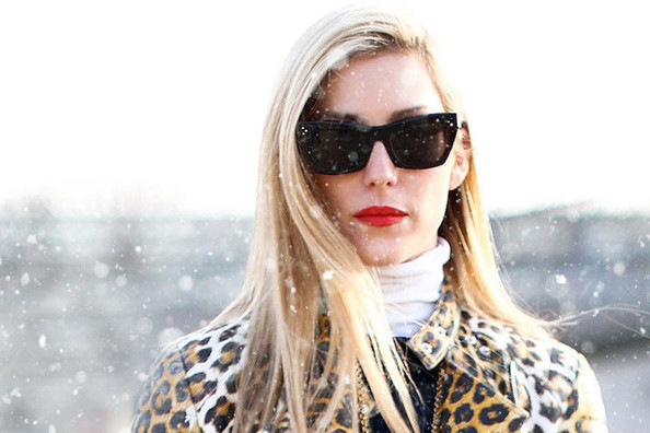 10 Ways to Wear Leopard Print This Season